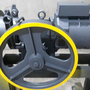 موتور گیربکس آسانسور امان مدلmr12